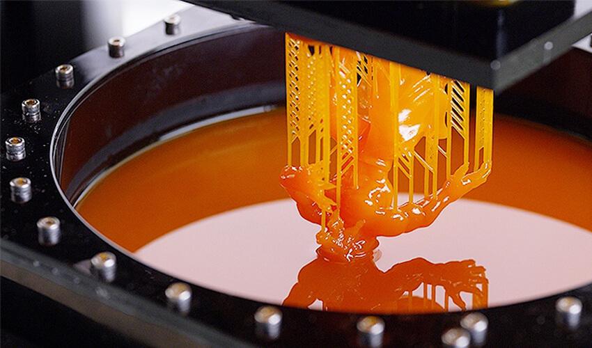 Tecnologia de impressão 3D SLA